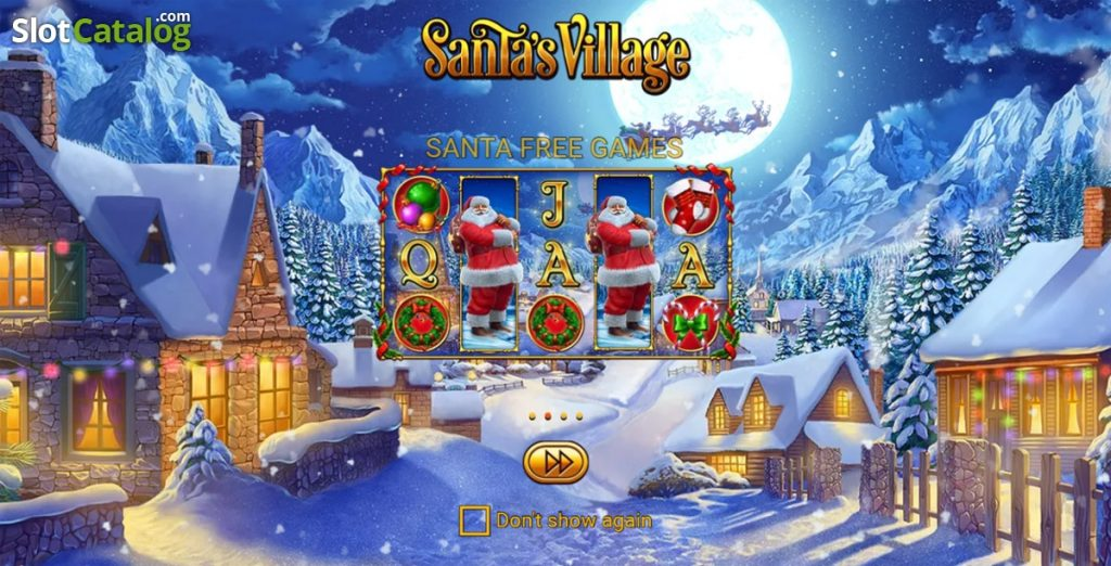 Santa's Village-พนัน
