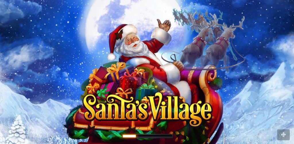 Santa's Village-เกม